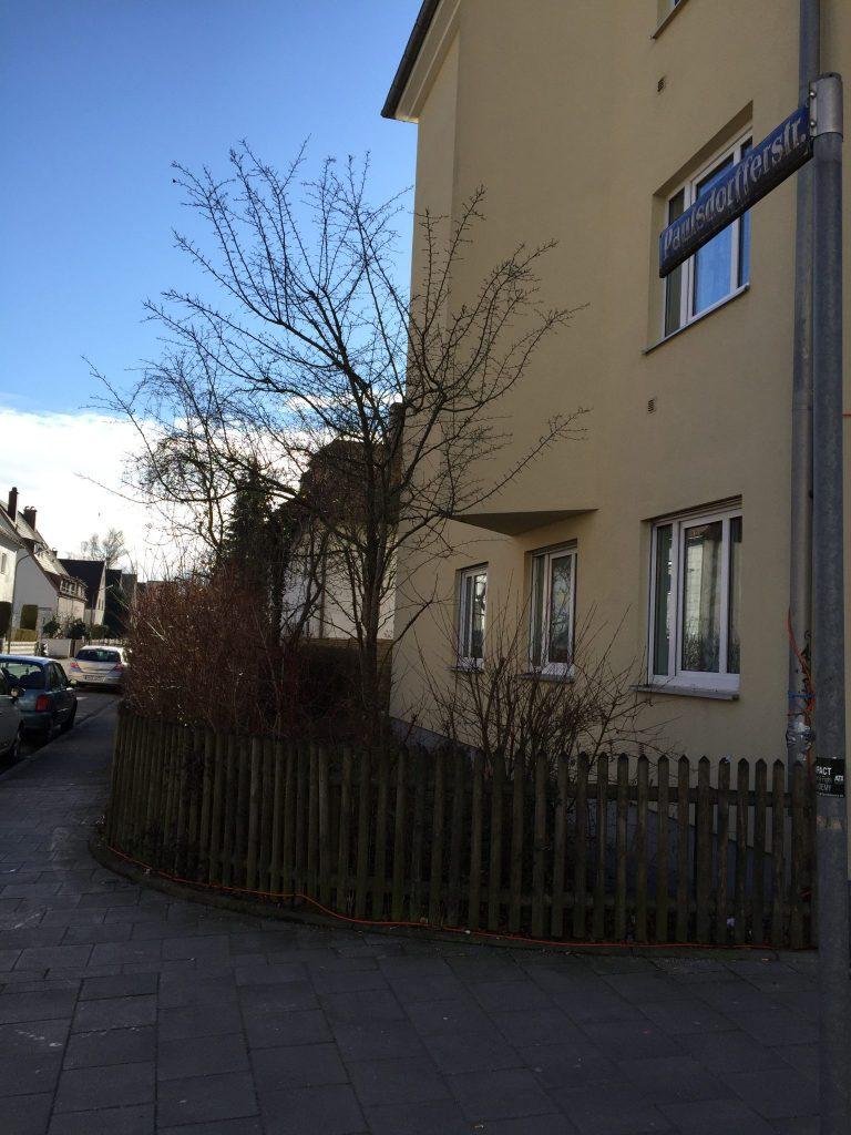 Paulsdorfferstraße