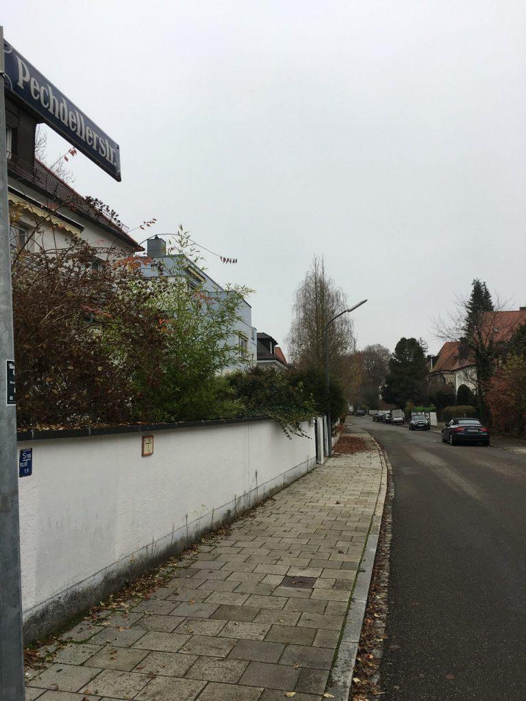 Pechdellerstraße