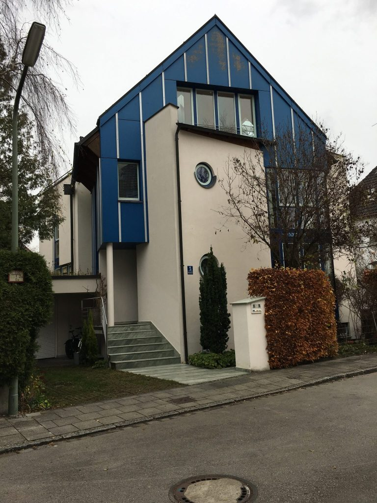 Perathonerstraße
