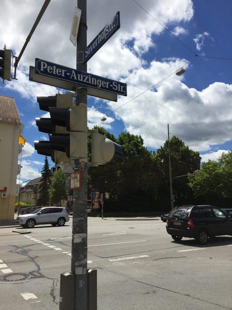 Peter-Auzinger-Straße
