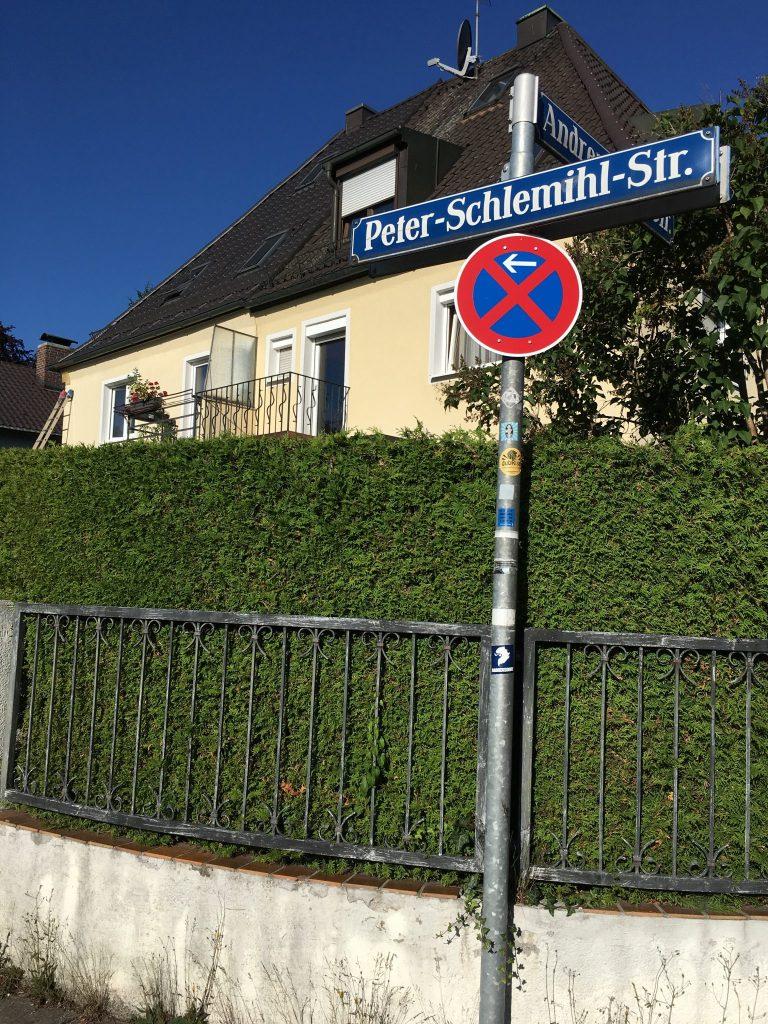 Peter-Schlemihl-Straße
