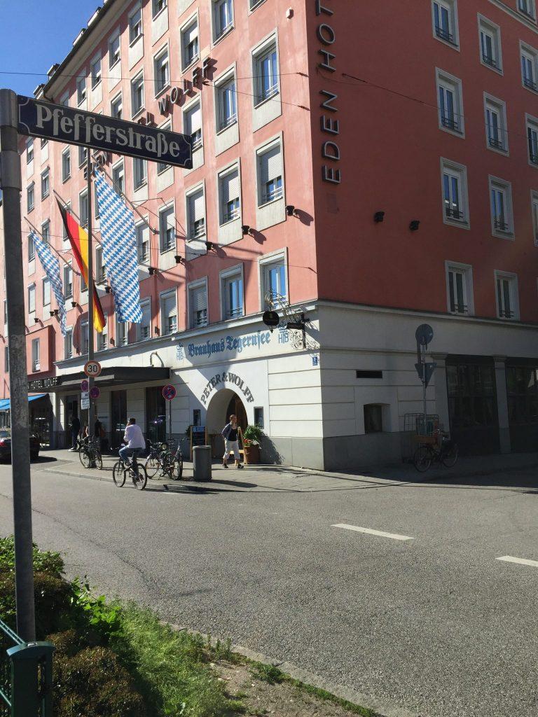 Pfefferstraße