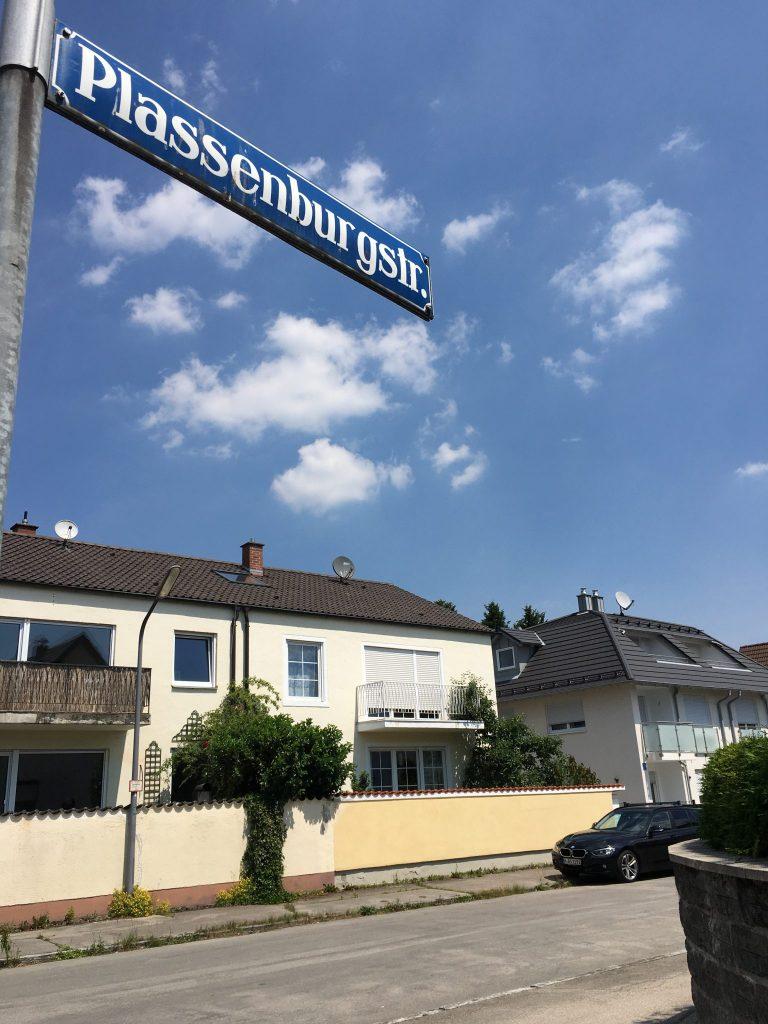 Plassenburgstraße