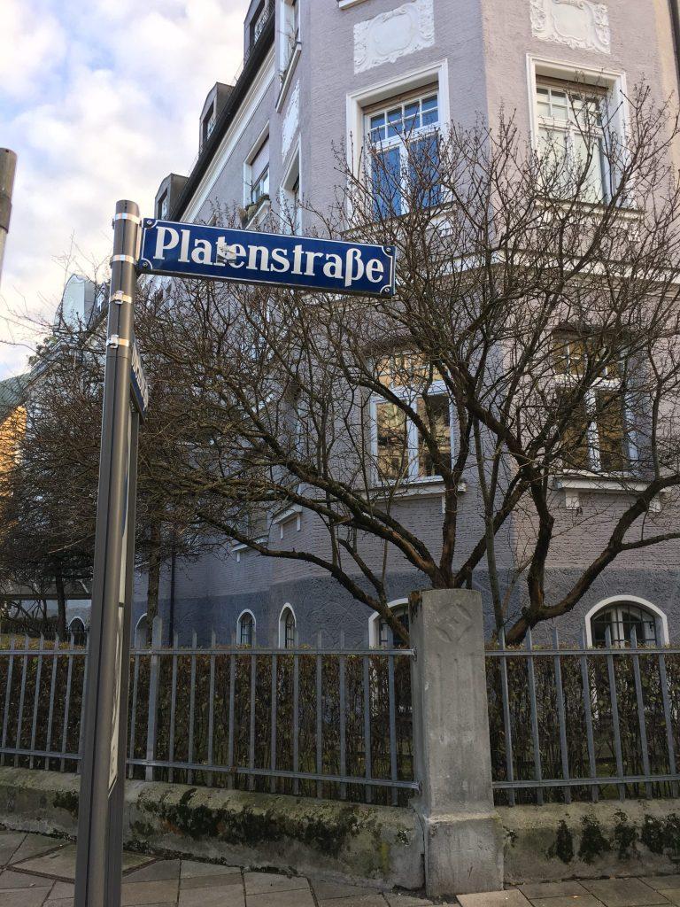 Platenstraße