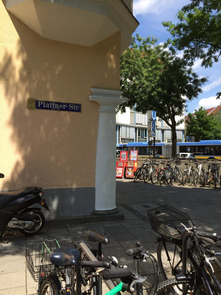 Plattnerstraße