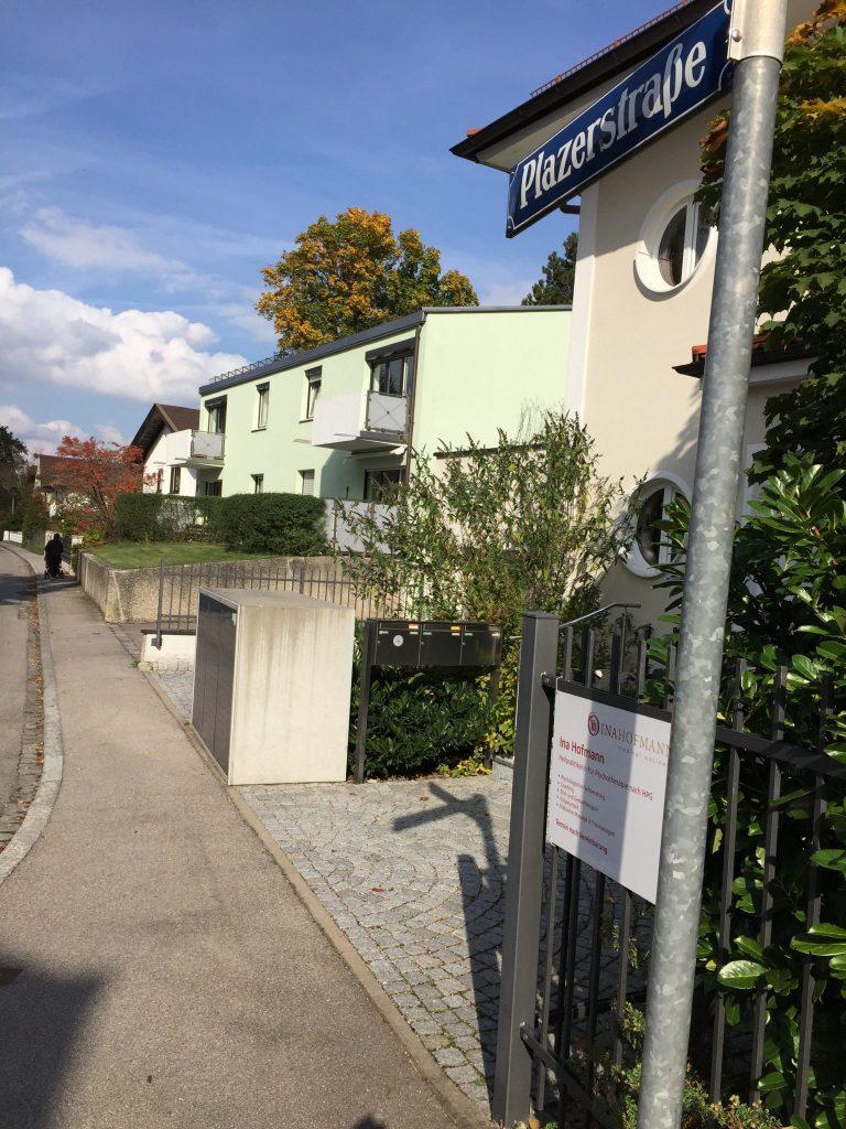 Plazerstraße