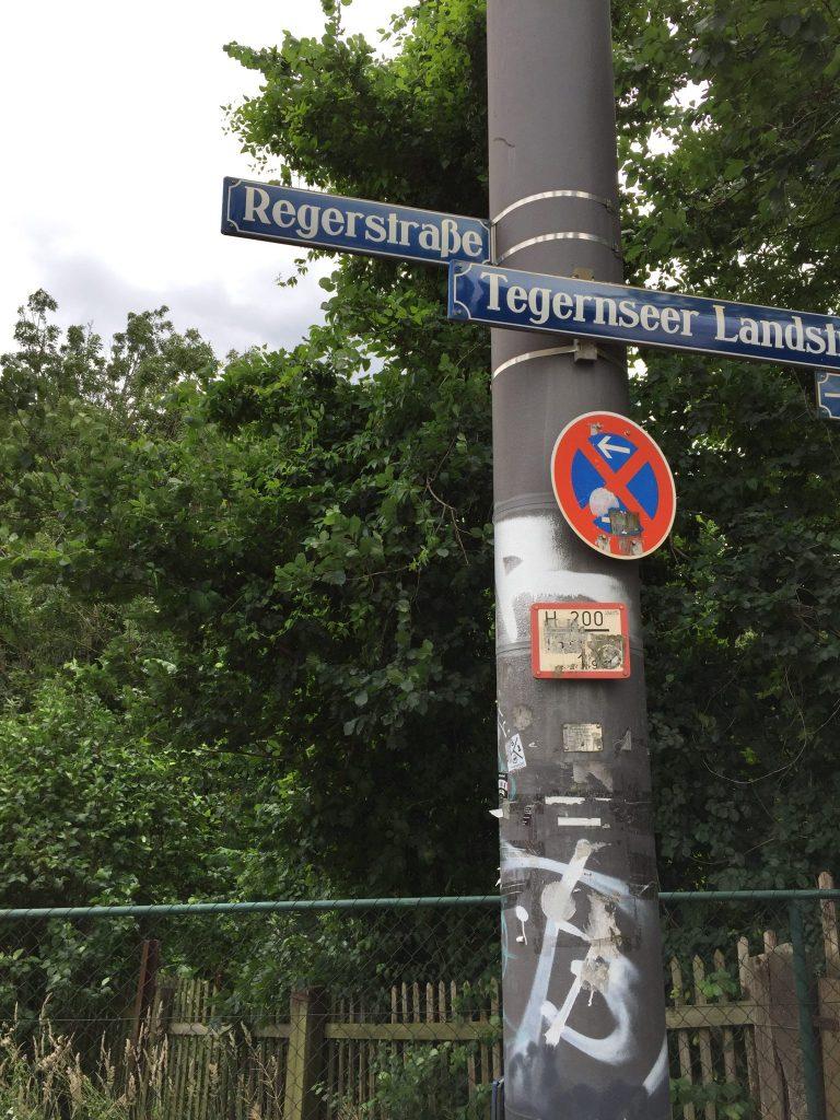 Regerstraße
