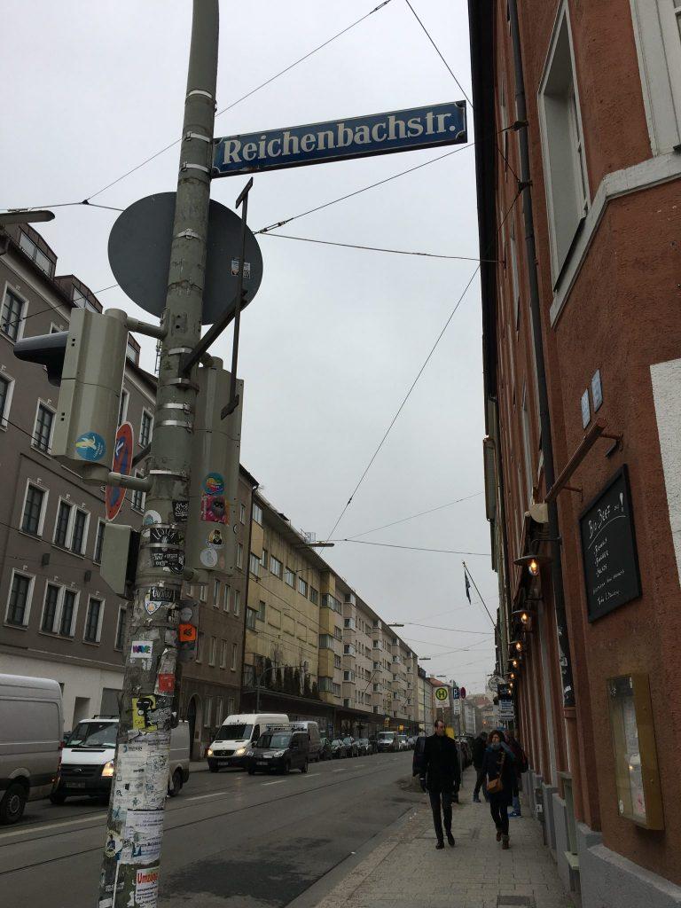 Reichenbachstraße