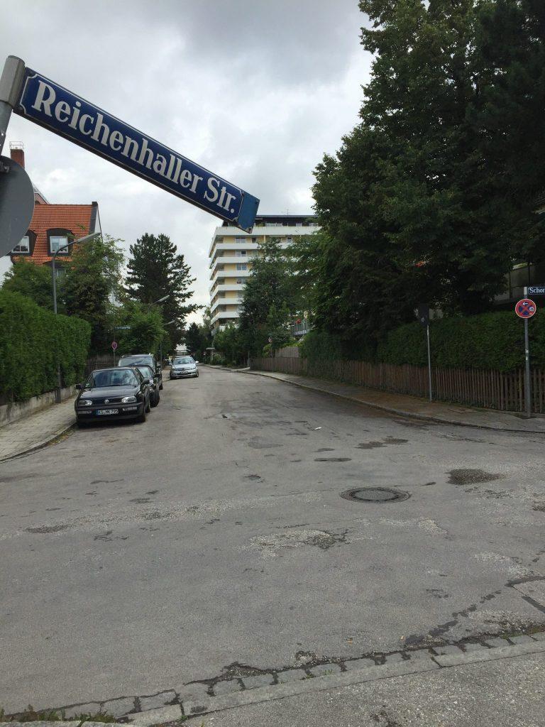 Reichenhaller Straße