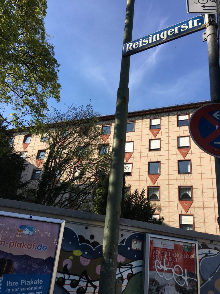 Reisingerstraße