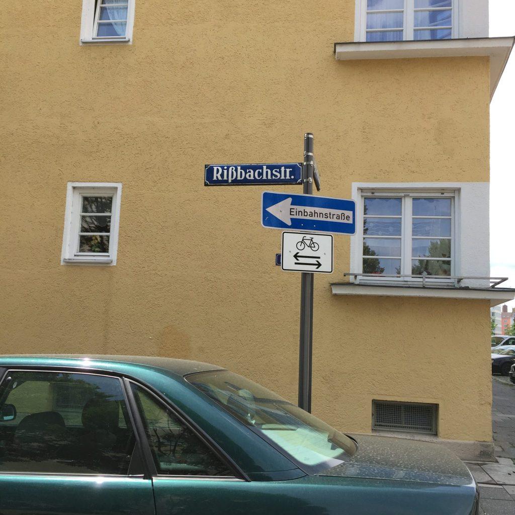 Rißbachstraße