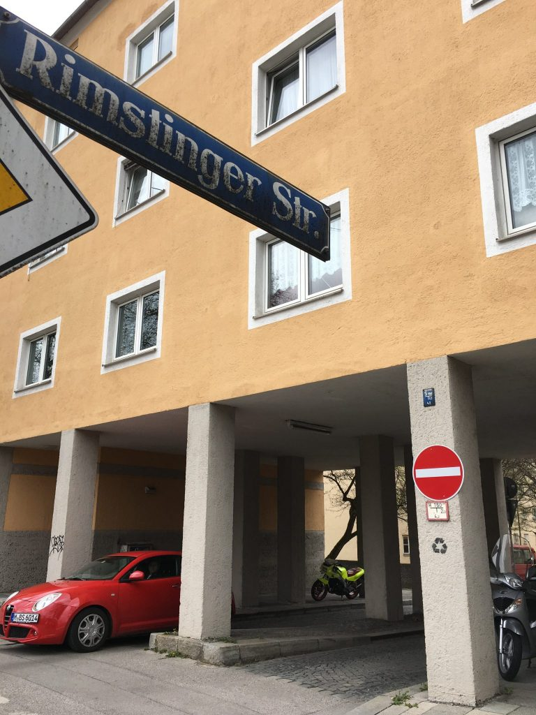 Rimstinger Straße
