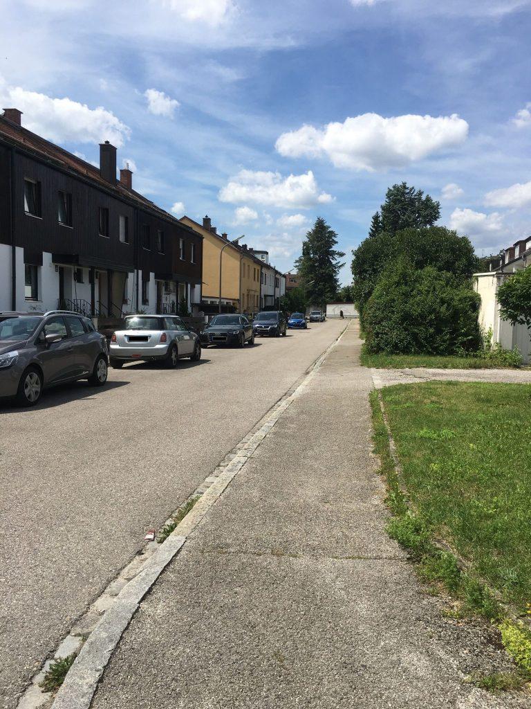 Roritzerstraße