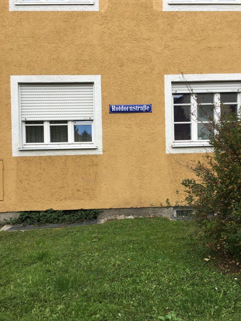 Rotdornstraße