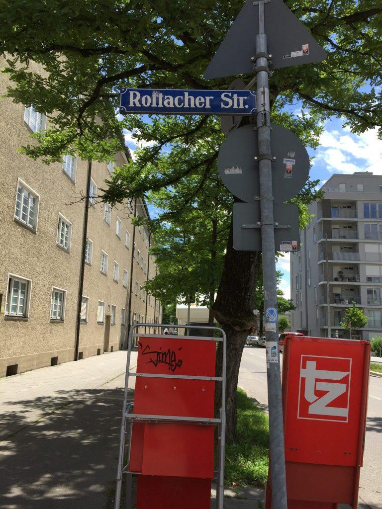 Rottacher Straße