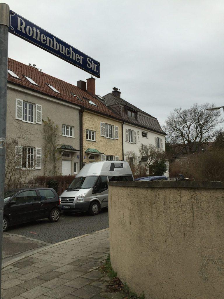 Rottenbucher Straße