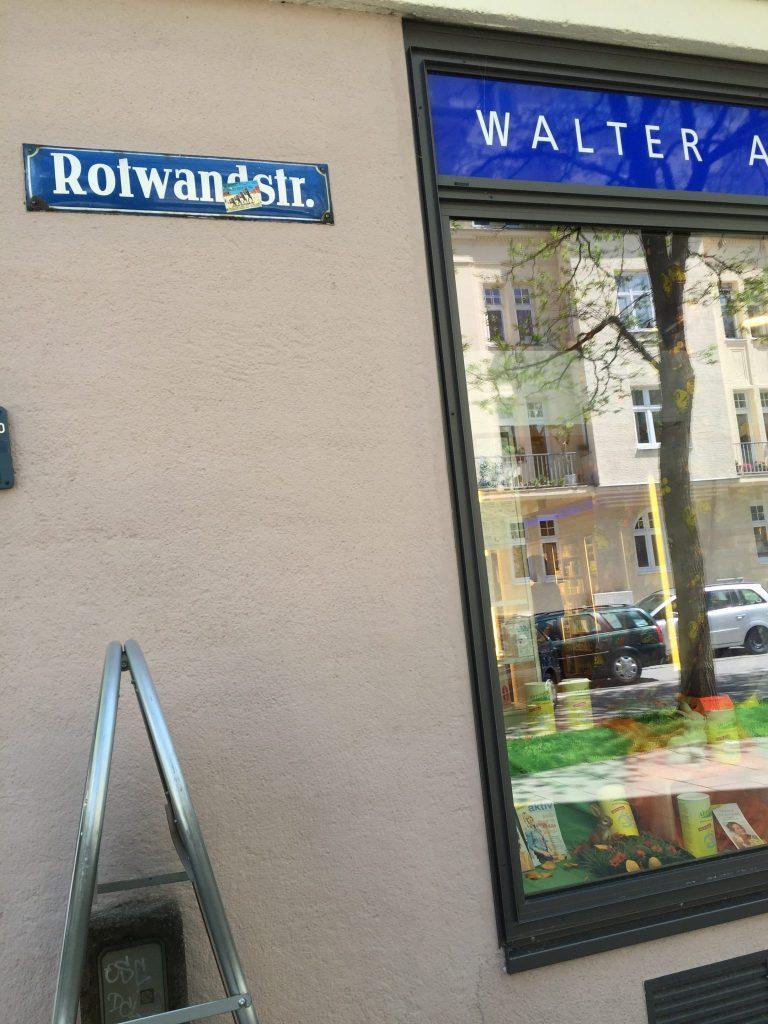 Rotwandstraße