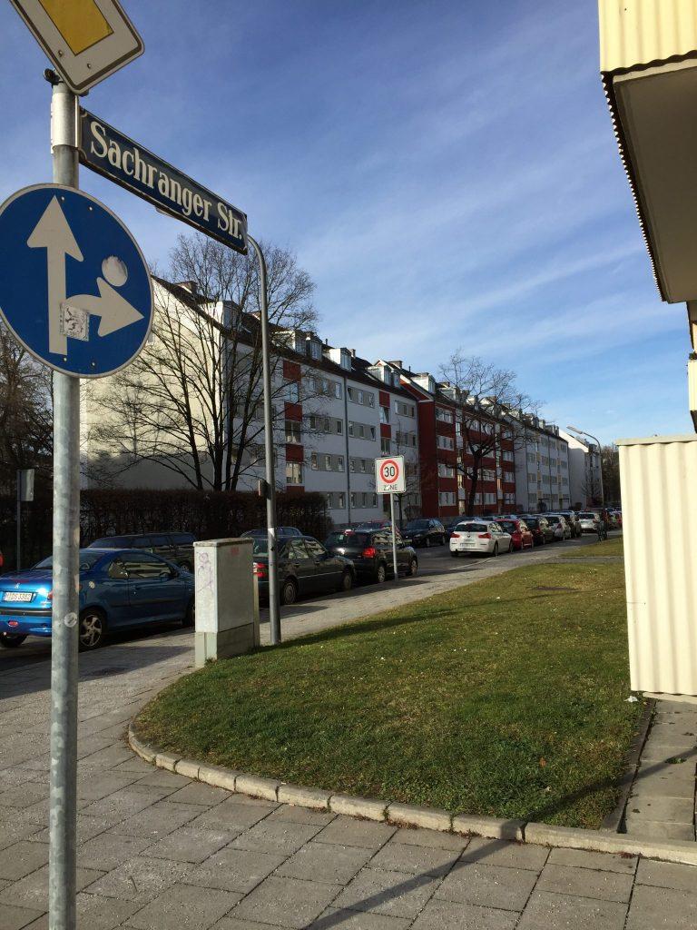 Sachranger Straße