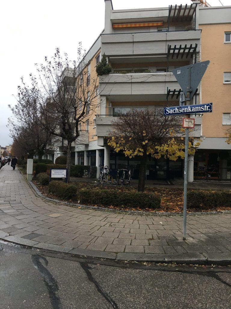 Sachsenkamstraße