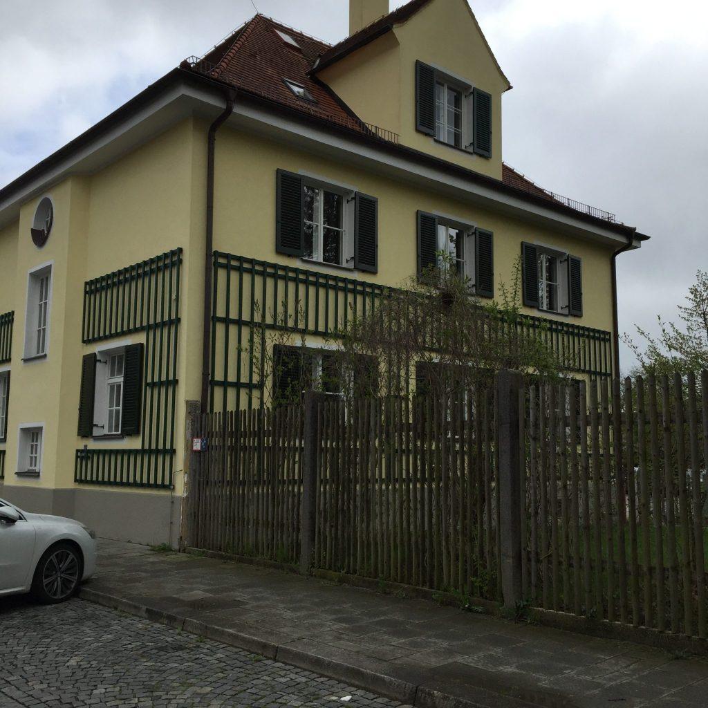 Sachsenstraße