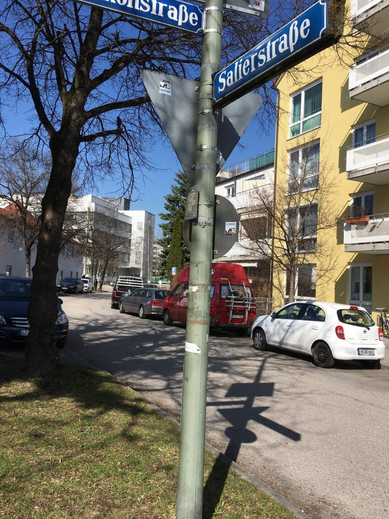 Salierstraße