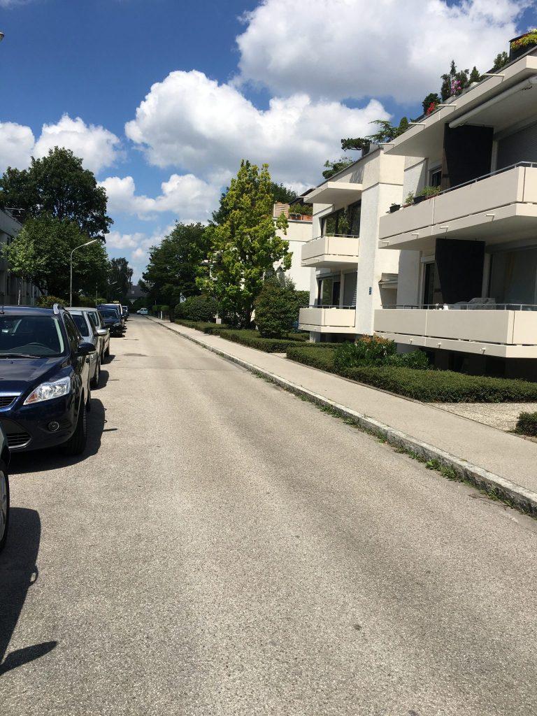 Semperstraße