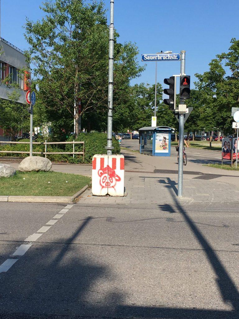 Sauerbruchstraße