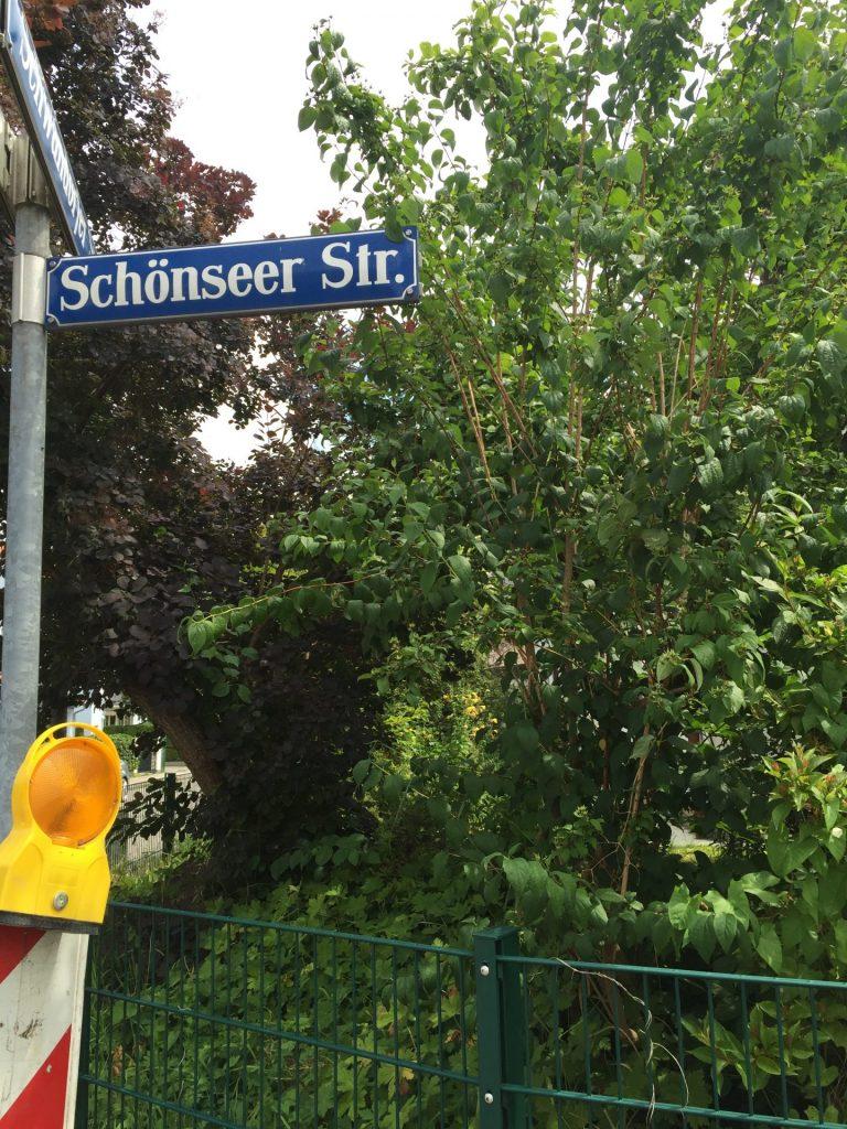 Schönseer Straße