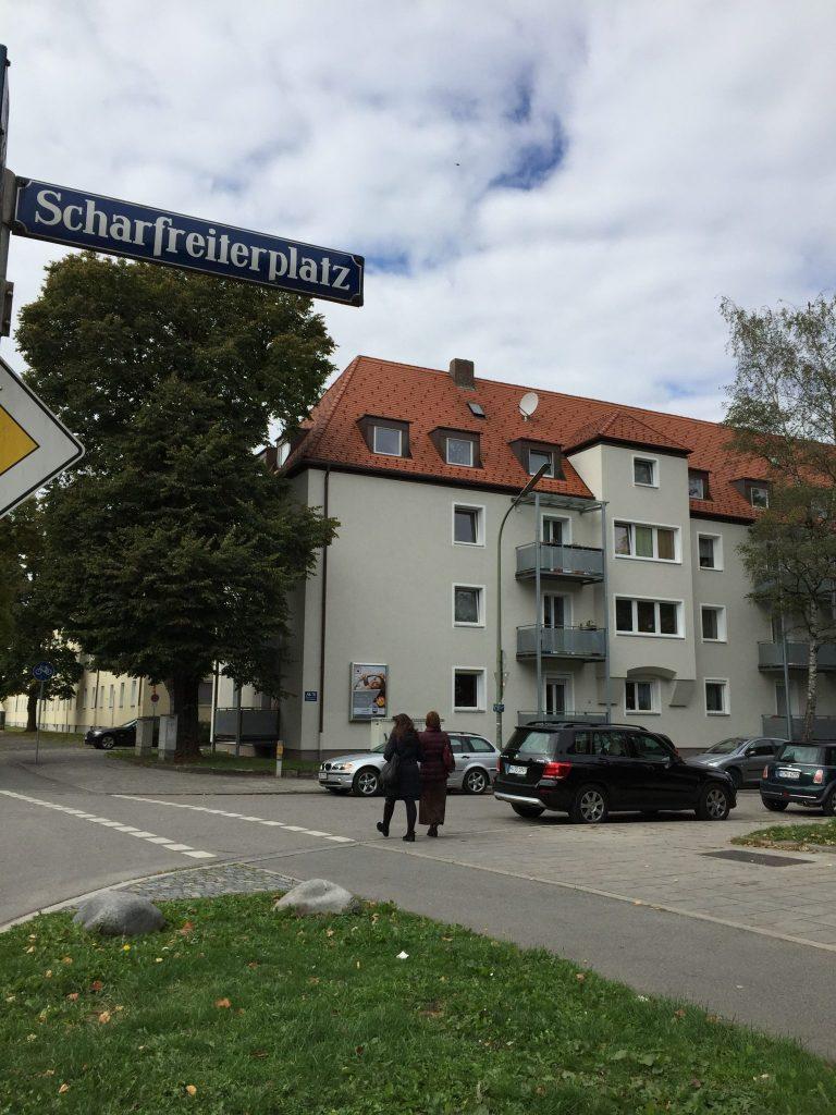 Scharfreiterplatz