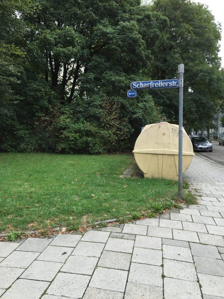 Scharfreiterstraße