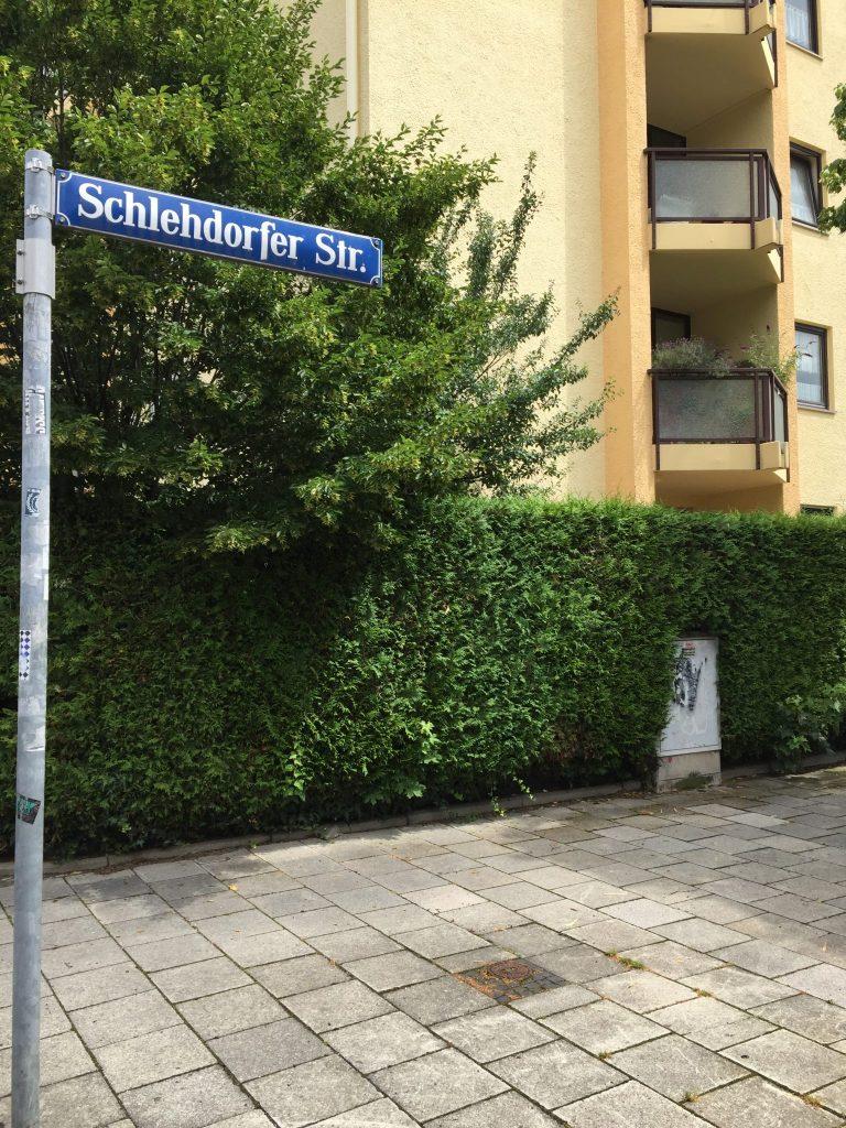 Schlehdorfer Straße