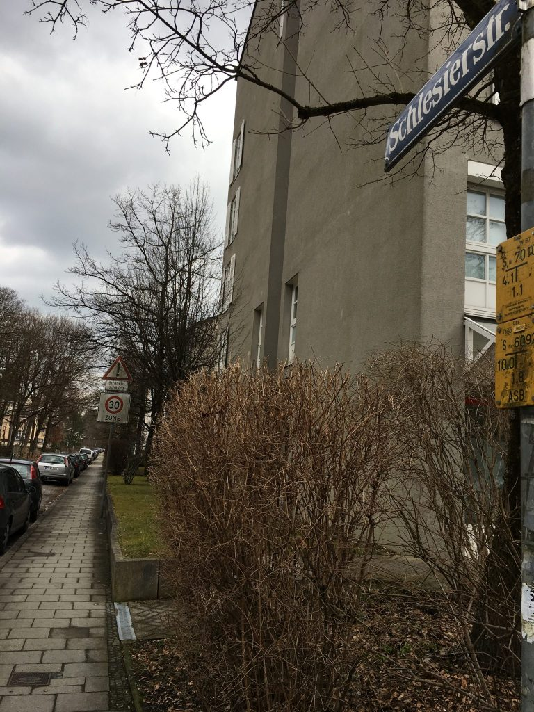 Schlesierstraße