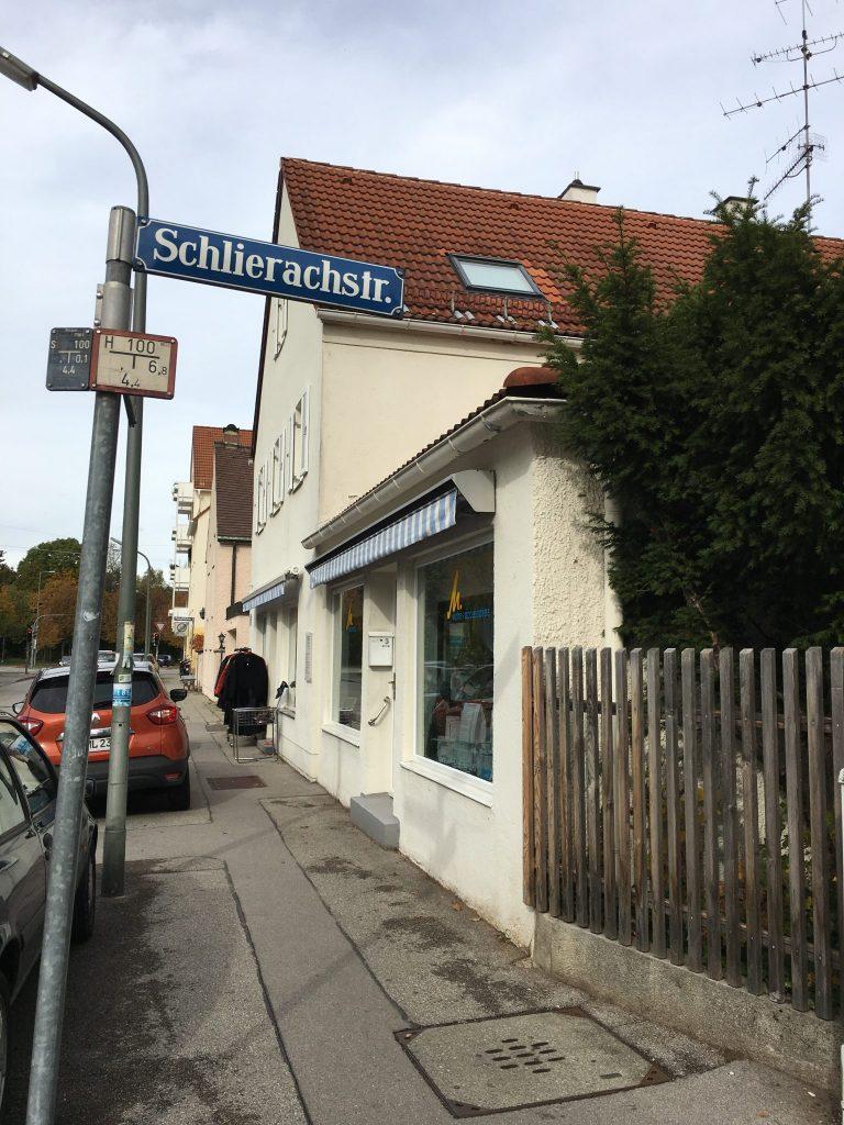 Schlierachstraße