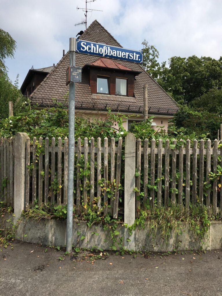 Schloßbauerstraße