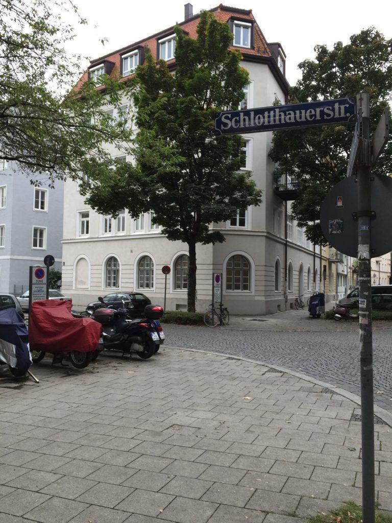 Schlotthauerstraße