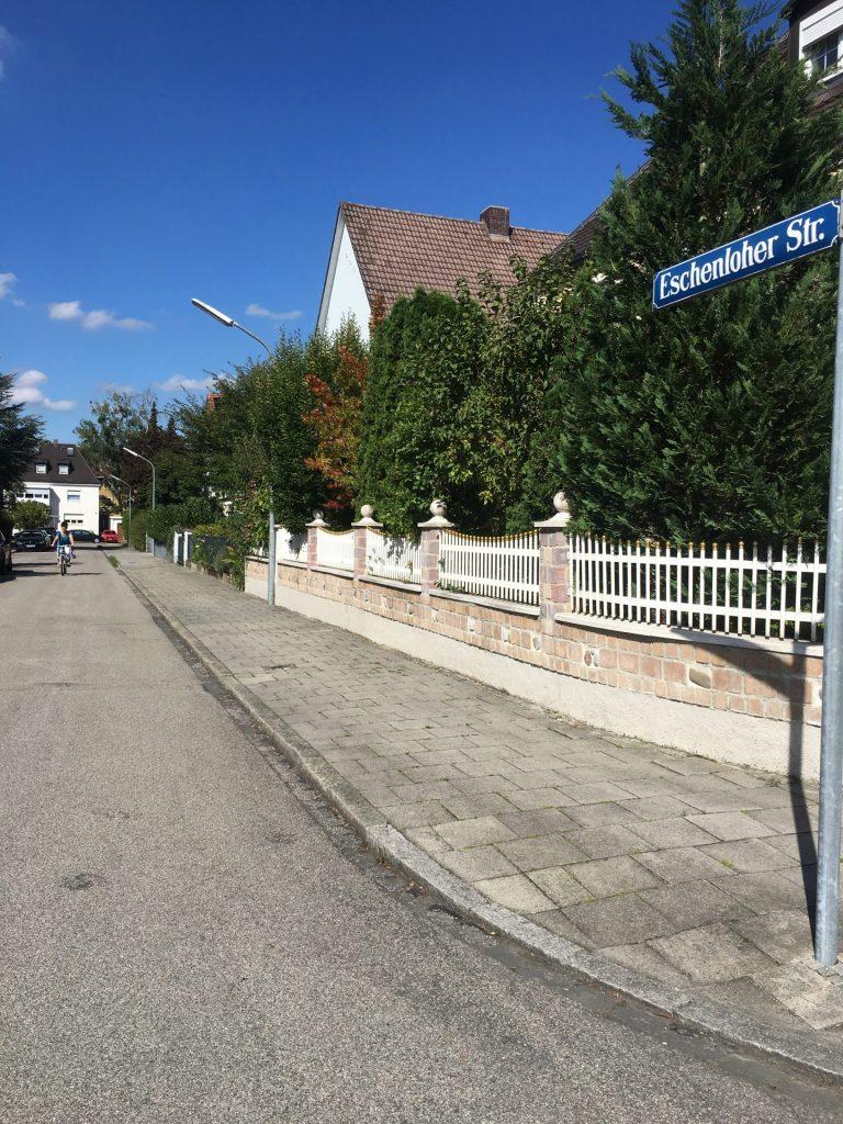 Eschenloher Straße