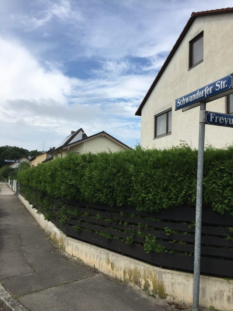 Schwandorfer Straße