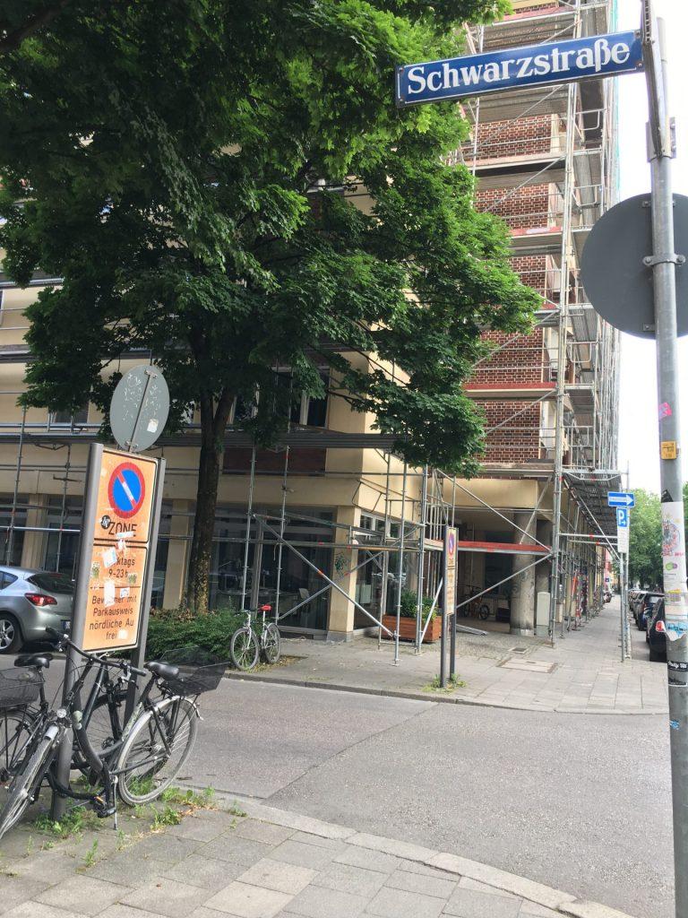 Schwarzstraße