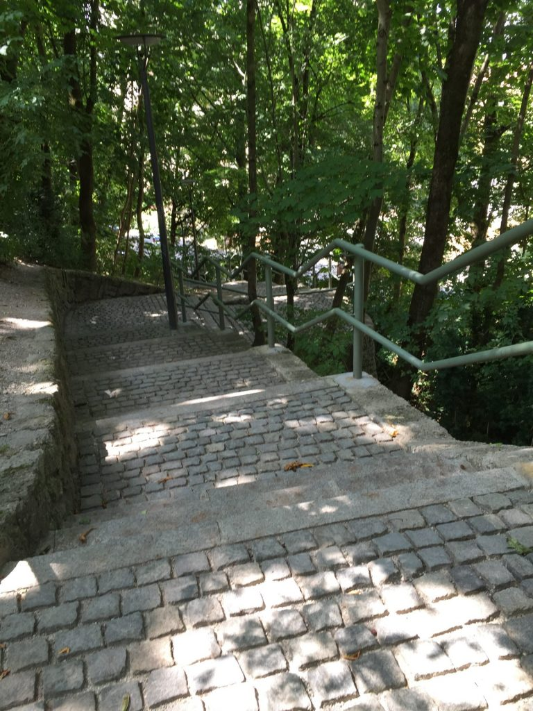 Schweitzertreppe