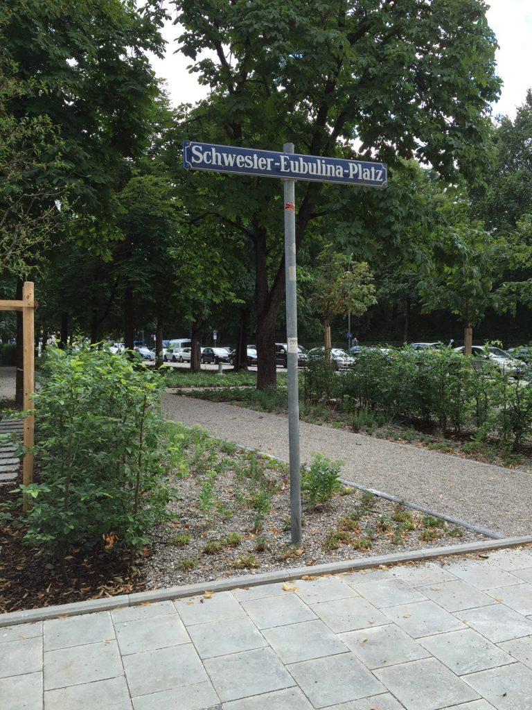 Schwester-Eubulina-Platz