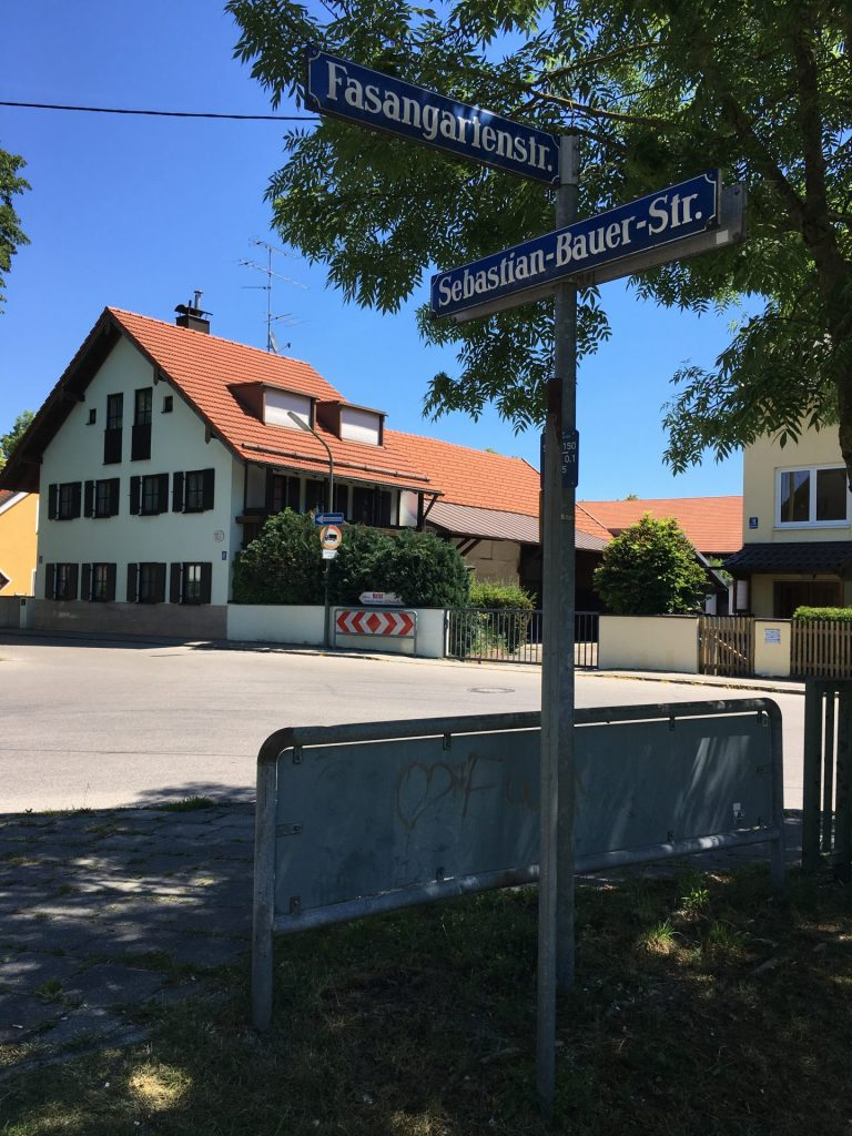 Sebastian-Bauer-Straße