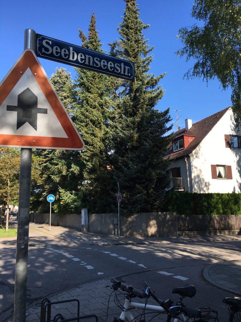 Seebenseestraße