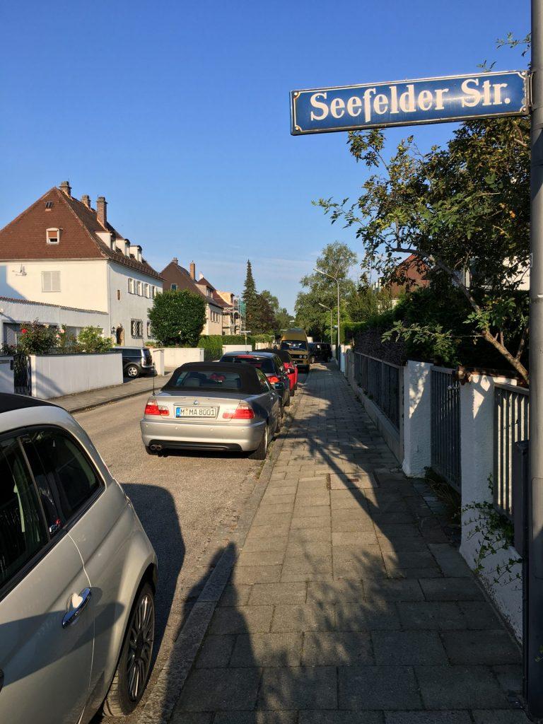 Seefelder Straße