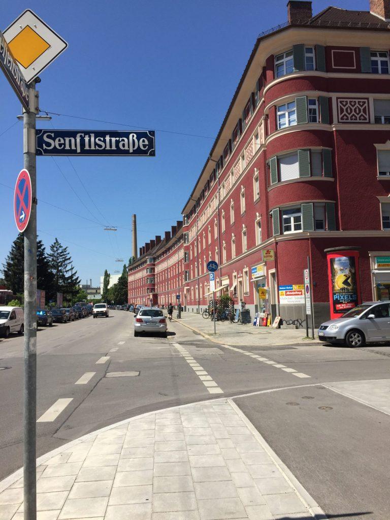 Senftlstraße