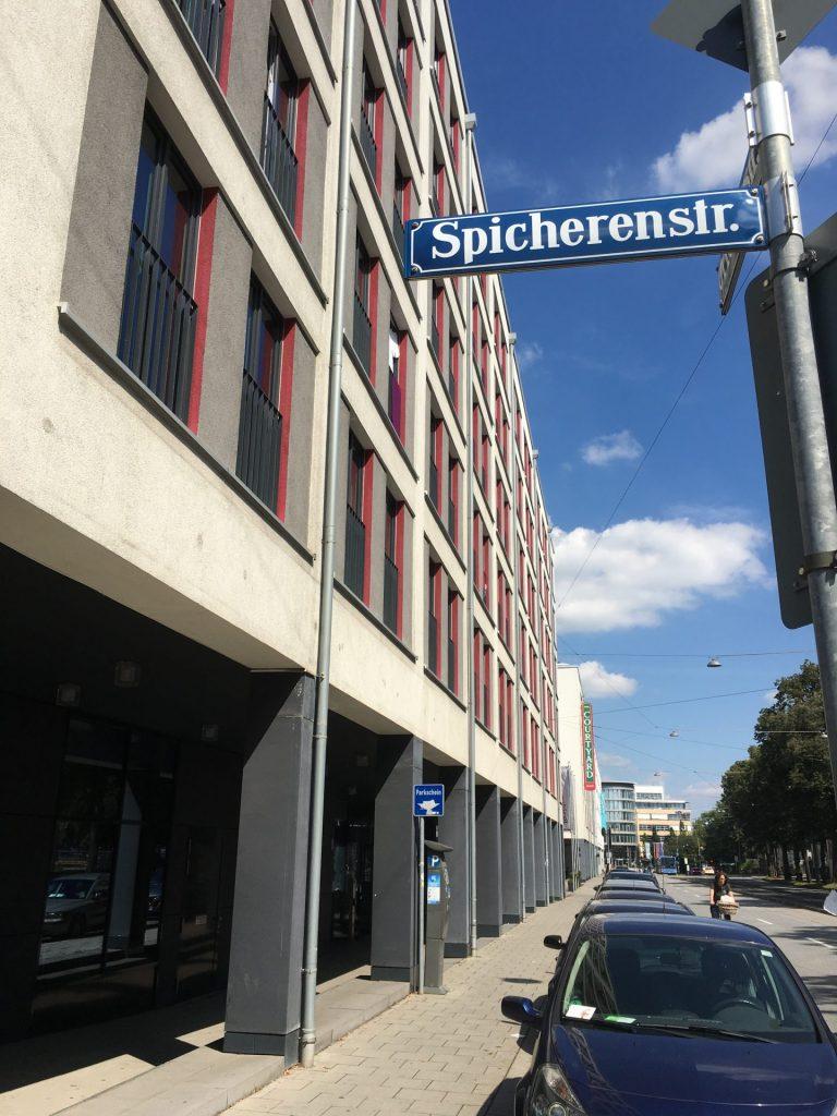 Spicherenstraße