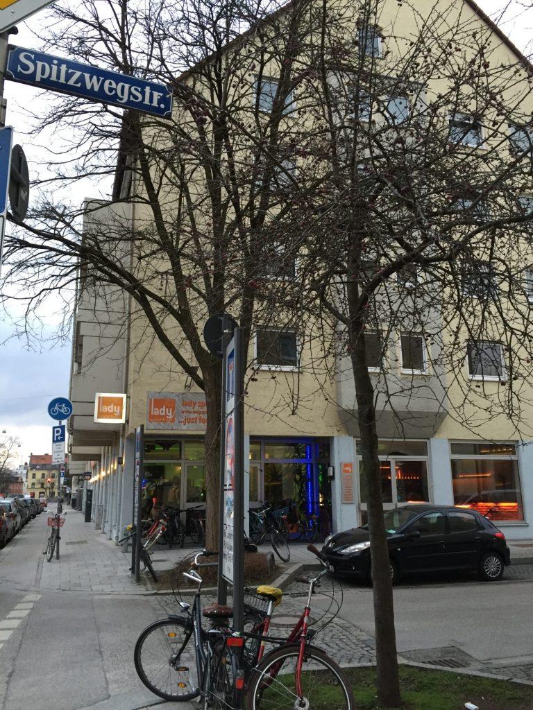 Spitzwegstraße