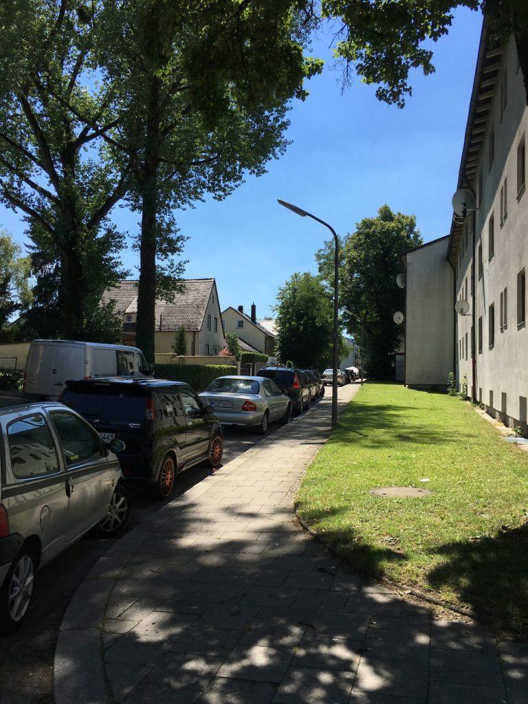 Stümpflingstraße