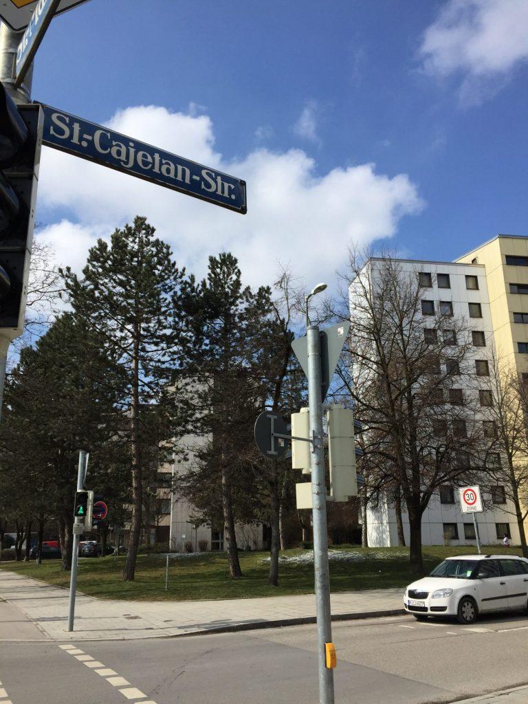St.-Cajetan-Straße
