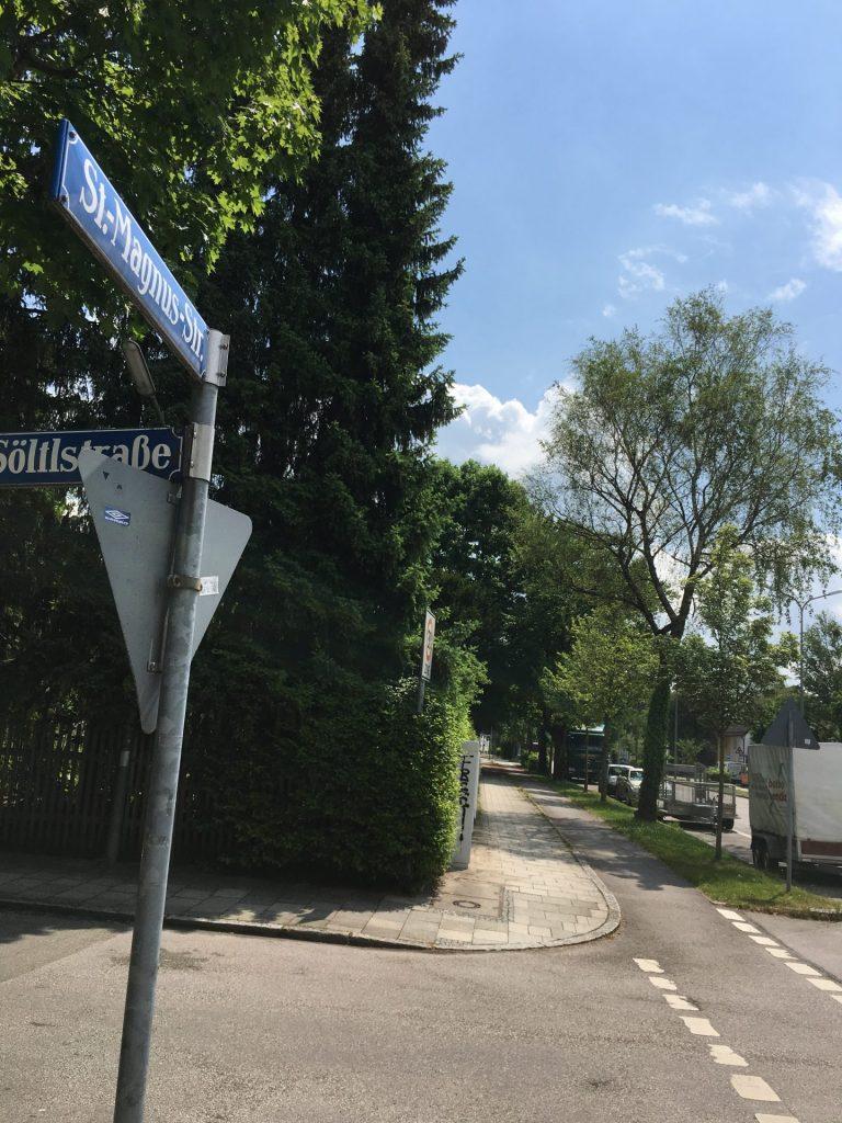 St.-Magnus-Straße
