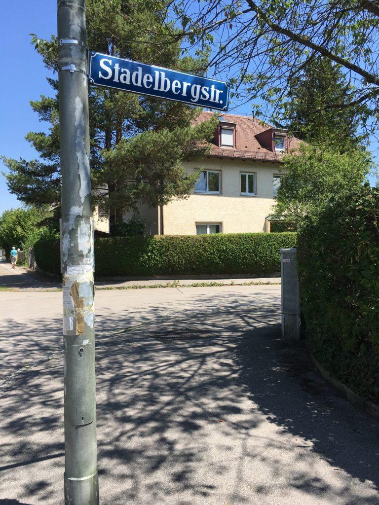 Stadelbergstraße